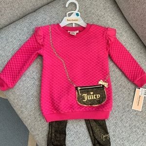 NWT JUICY Couture Matching Set